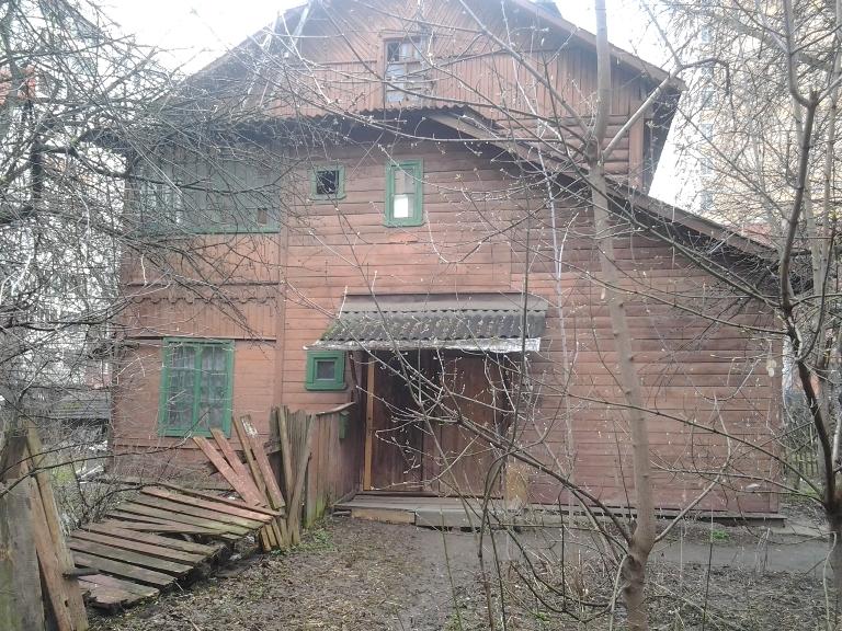 Как Вы думаете в этом доме можно жить?