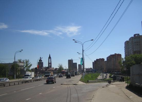 Город Щелково