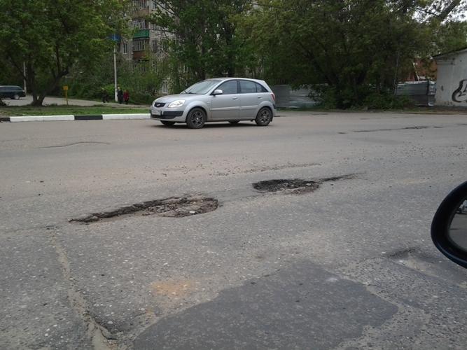 Всё та же улица Советская