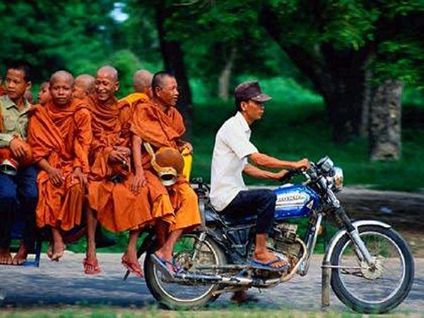 Таиланд, Камбоджа